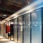 高隔玻璃广州厂家 移动玻璃隔断 办公室玻璃隔断高隔间隔断屏风