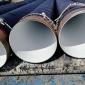 饮水管线IPN8710高分子防腐 钢管ipn8710防腐